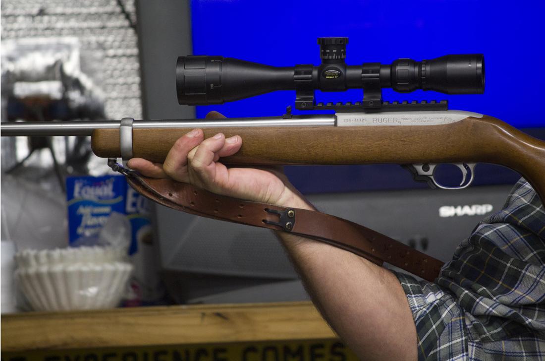 Denton TX Gun Range