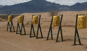 el paso gun range outdoors