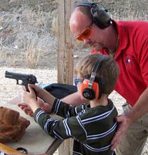 Lockhart TX Gun Range
