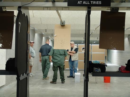 Dickinson TX Gun Range 2
