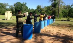 North Houston Gun Range Texas
