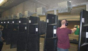 pistol range houston