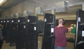 pistol range houston
