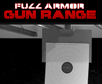 Houston Full Armor Gun Range