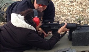 grandview gun range